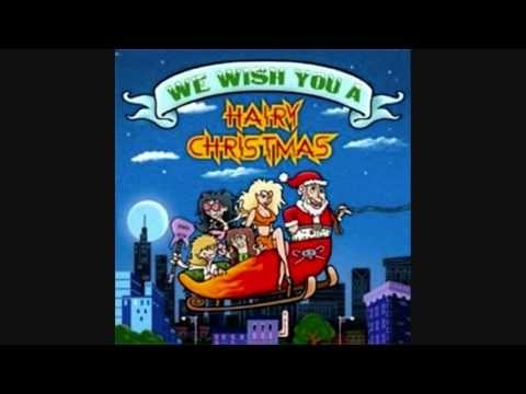 L.A. Guns-- Run Run Rudolph from Monster Ballads Christmas :)