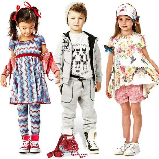 Designer Kids' Clothes Online | POPSUGAR Moms