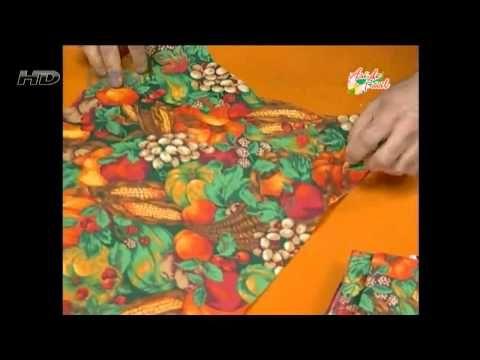 """1º Clase """"Vistiendo la cocina"""" : Porta-Bandejas - YouTube"""