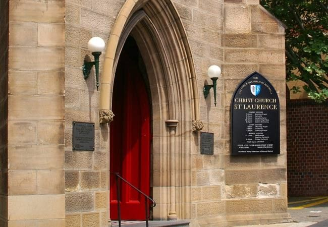 St. Laurence Church sign / Danthonia Designs