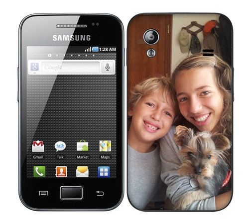 Custom / Personalised Samsung Galaxy Ace 2 i8160 by Smartprintshop, €9.99