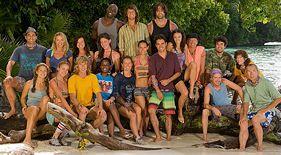 Survivor 16: Micronesia(Fans v's Favourites). Very cool idea. Not suprisingly Parvati won.