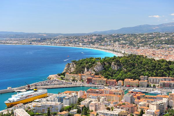 I've been here. Dying to go again.Nice, France