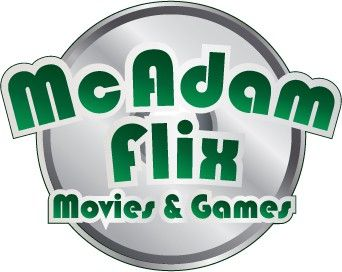 Create the next logo for McAdam Flix by Tifa Lockhart