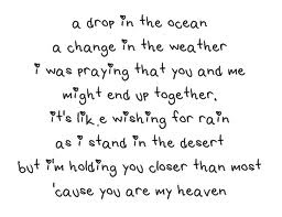 Ron Pope lyrics <3