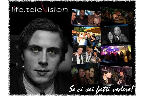 life television ... Se ci sei fatti vedere!