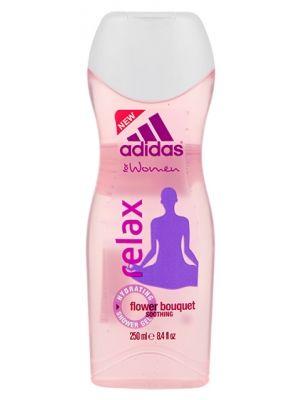 Żel pod prysznic ADIDAS Relax stworzony jest z myślą o aktywnych i pełnych pasji kobietach. Relax zapewnia intensywne odprężenie i ukojenie po wysiłku fizycznym. Przeznaczony do codziennego stosowania.