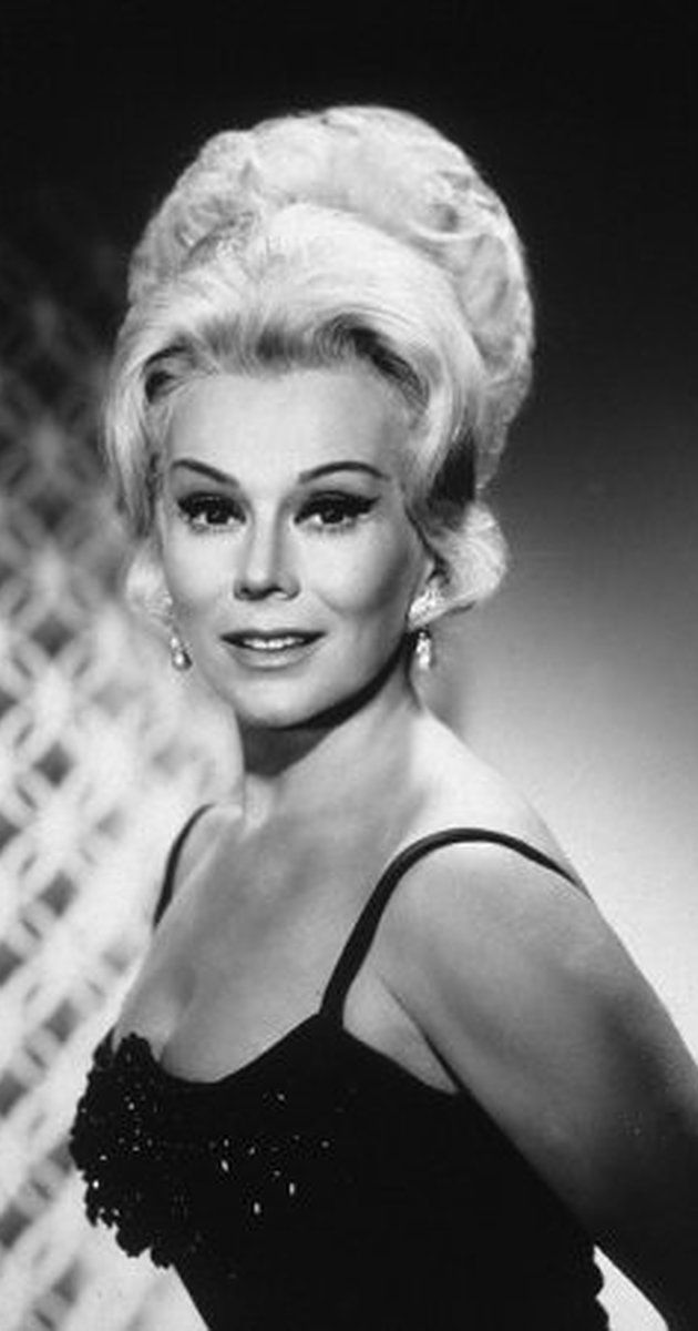 Eva Gabor Co-starred in 'The Last Time I Saw Paris', 1954 - Helen Rose designed her costumes.