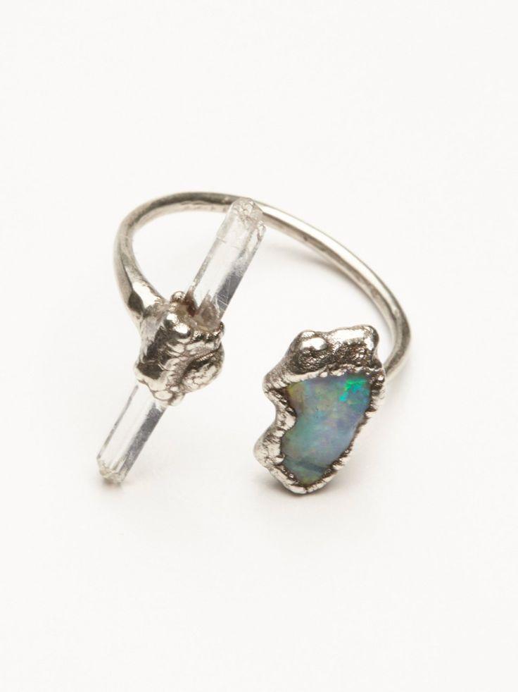 Few people opal ring