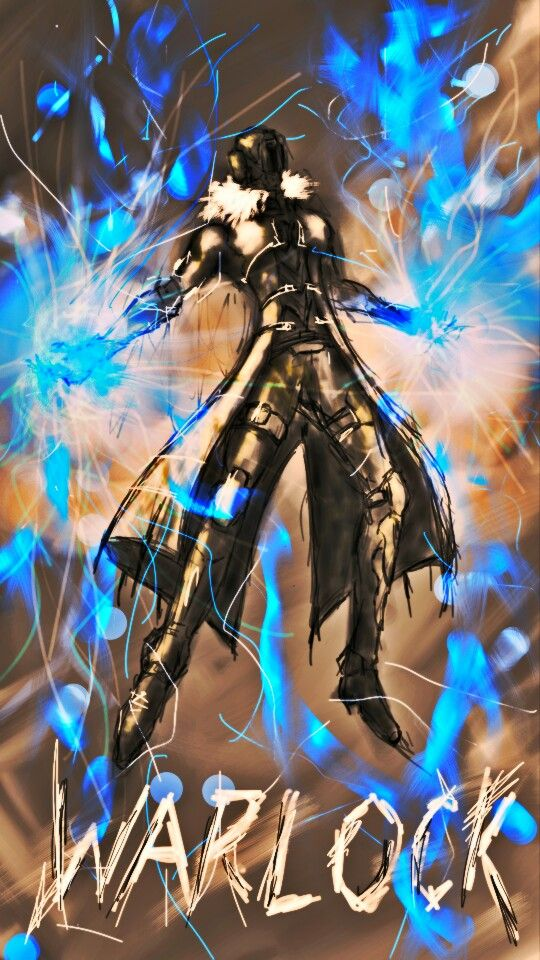 Destiny warlock stormcaller. I dont care if this is a repost this is awesome!