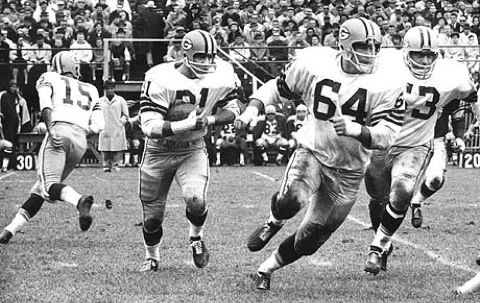 Jerry Kramer is Finally in the Hall -- A wrong has been righted. Former Green Bay Packers guard Jerry Kramer has finally made it to the Hall of Fame. Right where he belongs.