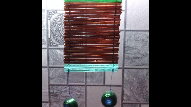 ТРУБОЧКИ ДЛЯ ПЛЕТЕНИЯ ИЗ ПЛАСТИКОВОЙ БУТЫЛКИ(Tube for weaving plastic bo...