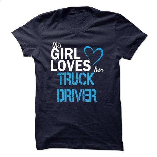 TRUCK DRIVER - #pullover hoodie #hoodie sweatshirts. ORDER HERE => https://www.sunfrog.com/LifeStyle/-TRUCK-DRIVER-26973128-Guys.html?60505