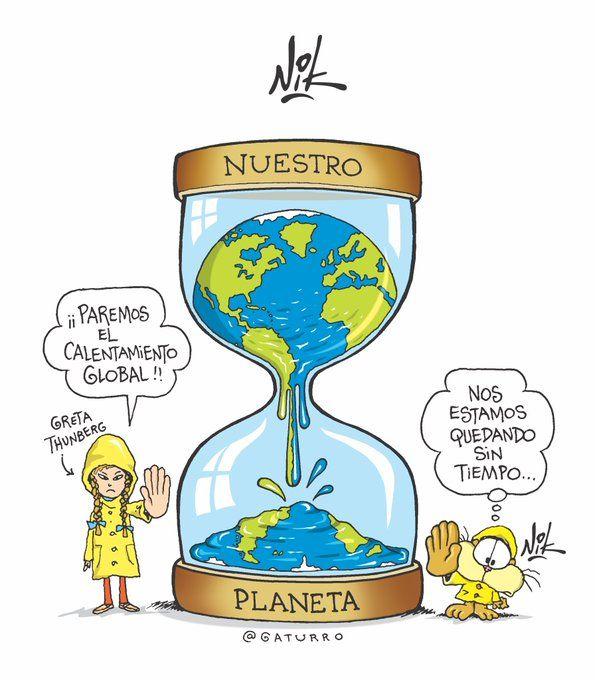 Calentamiento Global Nik Imagenes Del Medio Ambiente