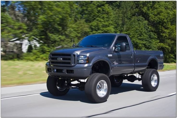 Pin by S S on Cars & Trucks Country trucks, Lifted