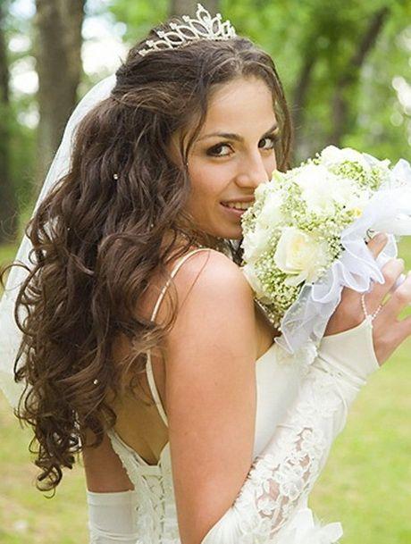 Brautfrisur trend
