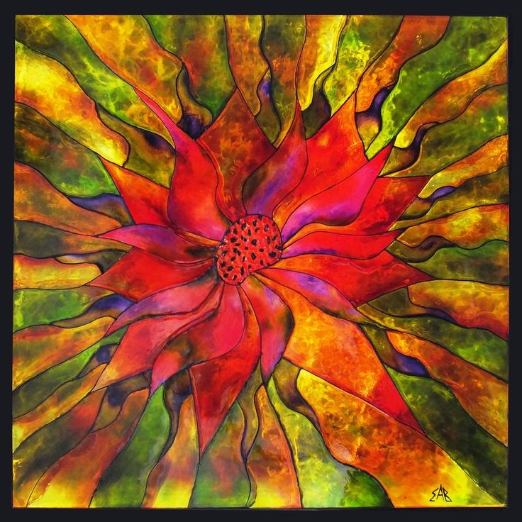46 best Peinture sur Verre   Glass Painting images on Pinterest