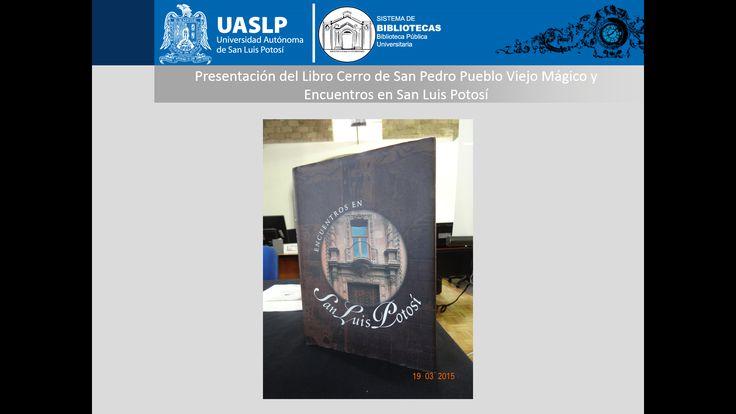 Biblioteca Pública Universitaria UASLP en San Luis Potosí, San Luis Potosí
