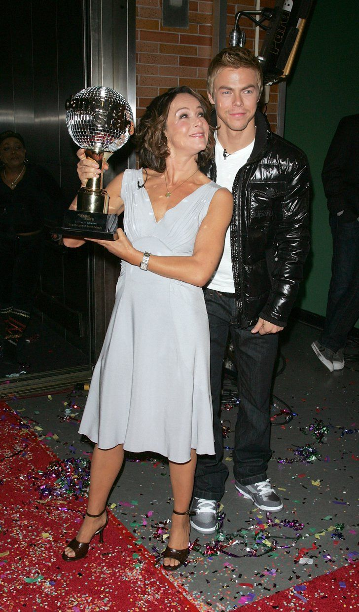 All 22 Celebrities Who Have Won Dancing With the Stars Season 11: Jennifer Grey  Partner: Derek Hough Runner-up: Kyle Massey