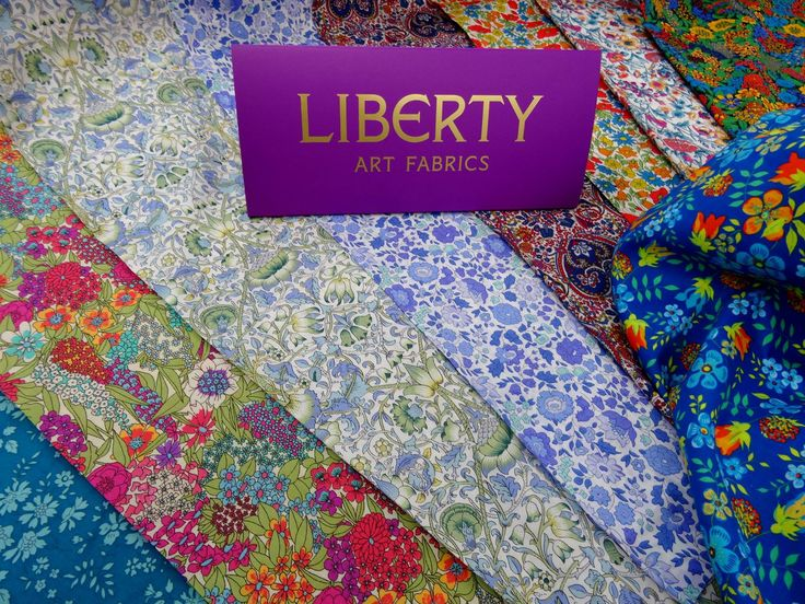 New Brand at Jason's Fabrics Shop! #London #MadeinUk #Liberty #Shopping #Fabrics
