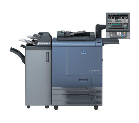 Kolorowy system drukujący #Konica #Minolta bizhub PRO C6000 / C7000