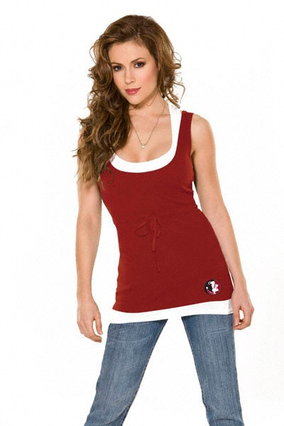 FSU  I knew I loved Alyssa Milano for a reason :)