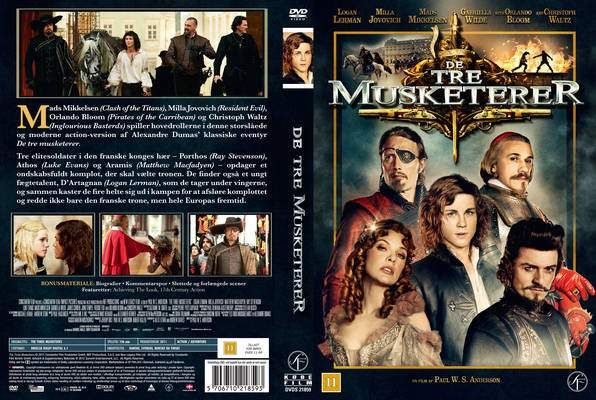 Watch The Three Musketeers Tamil Dubbed Movie Online|G1Movie