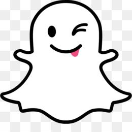free snapchat logo snap inc ghost ghosts png