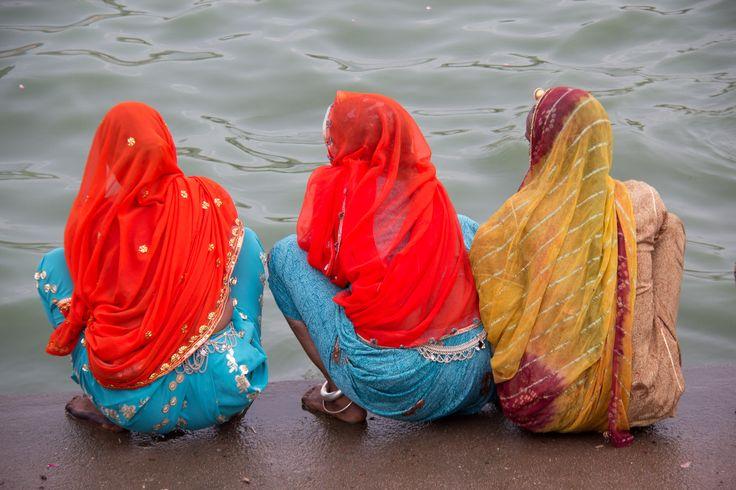 Concialiabule à Bénares (Inde)