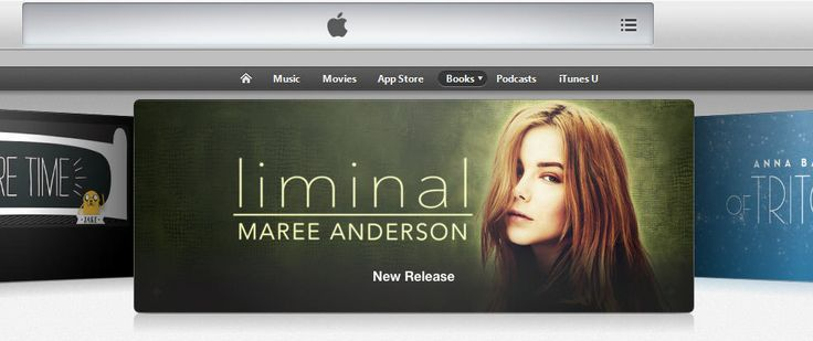 Gotta love the banners the talented people at Apple iBookstore AUS/NZL design *g*. You guys rock! https://itunes.apple.com/book/liminal/id669279142?mt=11