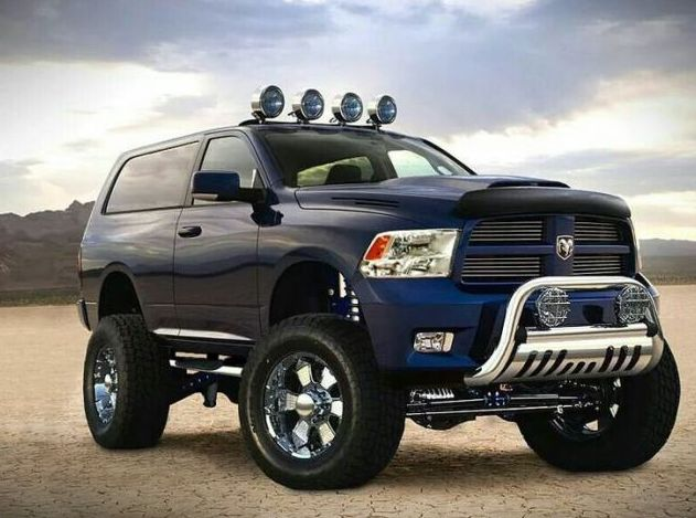 Dodge Ramcharger 2018 - Big SUV from Dodge The New Dodge Ramcharger will available in early 2018 For world Autos Market. The Dodge Ramcharger 2018