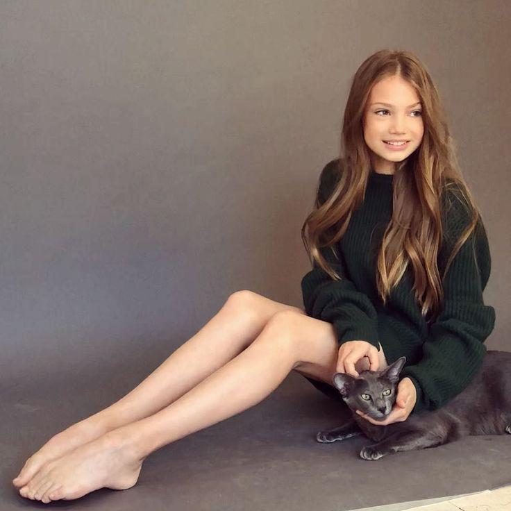 Pin on Little girl models