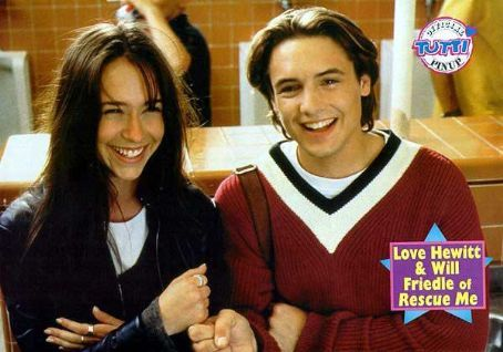 Jennifer Love Hewitt and Will Friedle!!!
