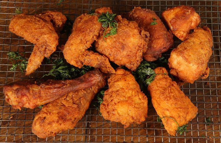 Sok út vezet a ropogós csirkéhez.