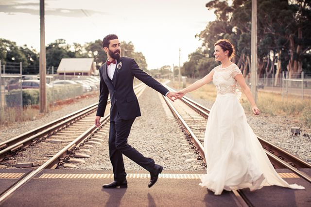 Wedding location shoot in Guildford WA