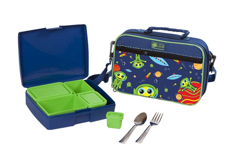 6 Reusable and Eco-friendly Waste Free Lunch Kits for Back to School Ease