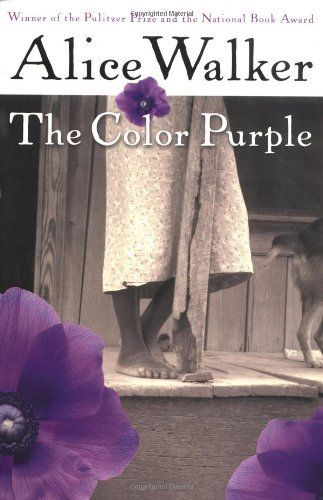 The Color Purple (Harvest Book) by Alice Walker, http://www.amazon.com/dp/B002CMLRCY/ref=cm_sw_r_pi_dp_mdyBrb0H2R8KA