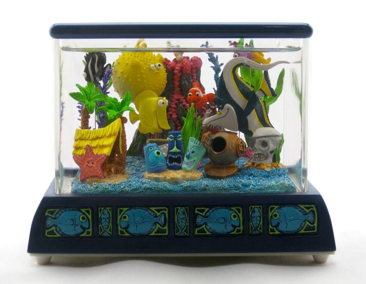 17 Best Ideas About Finding Nemo Fish Tank On Pinterest