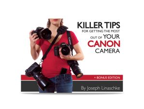Killer tips for getting the most out of your Canon camera