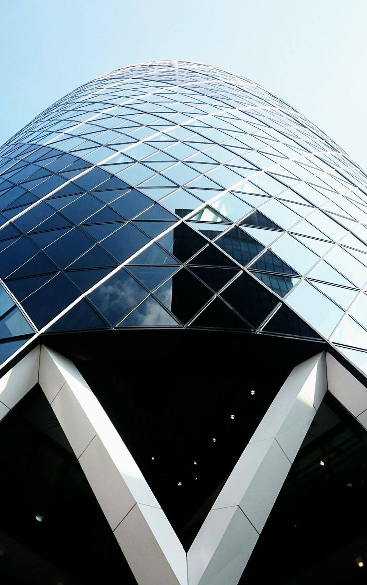 industrial architecture beauty  London City