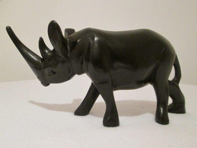 Ebony wood - Rhino