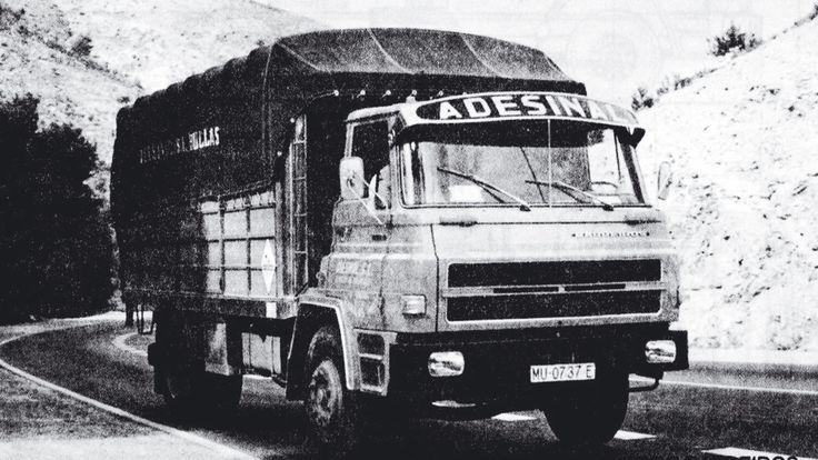 Barreiros camión