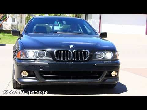 Youtube How To Replace Fog Lights On Bmw 540i Or M5 E39 Bmw E39