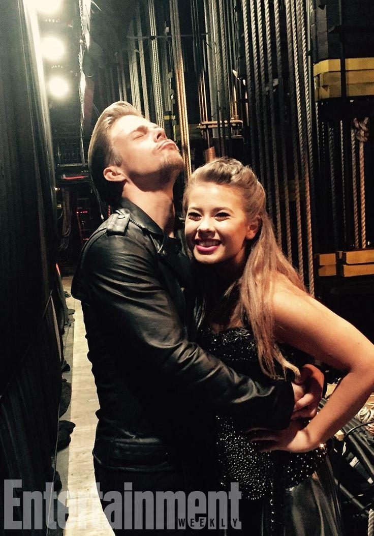 Derek Hough and Bindi Irwin   Dancing With the Stars                                                                                                                                                                                 More