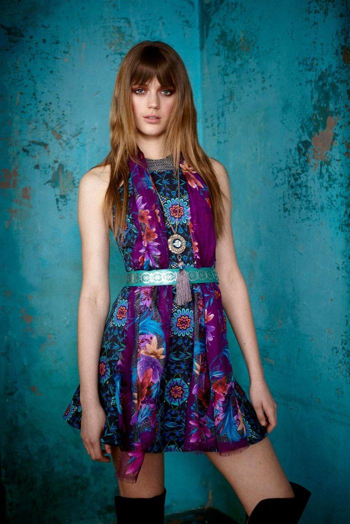 1001 Ideas Sobre Diseños De Vestidos Boho Chic Moda