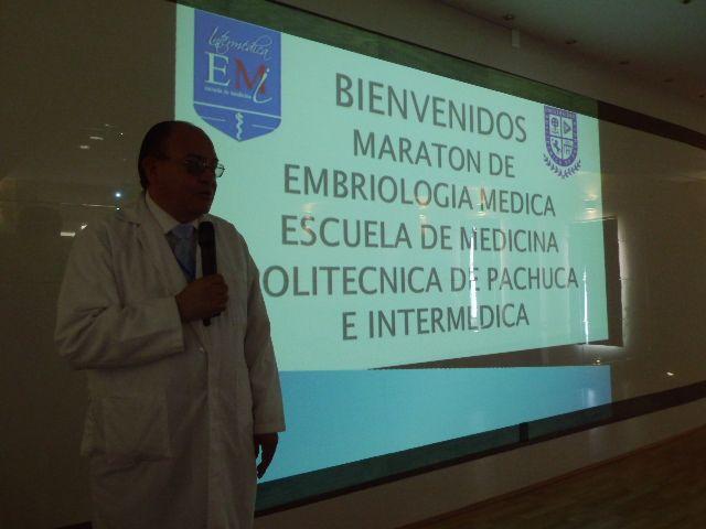 Maratón de Embriología Médica EMI-UPP