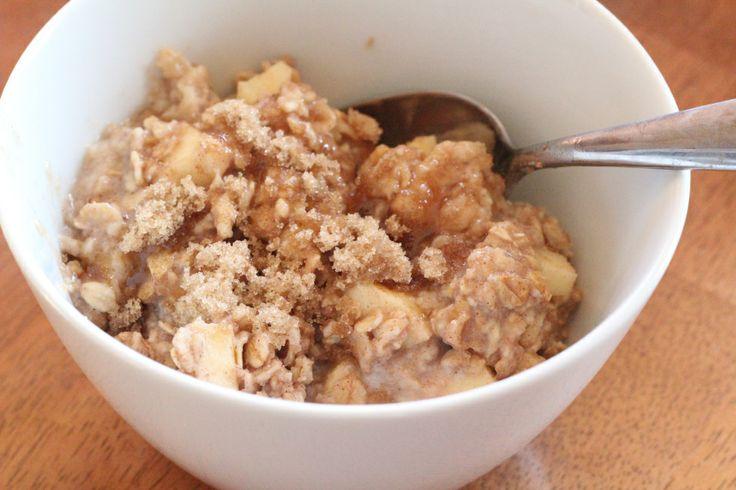 Baked apple oatmeal | Recipes - Breakfast | Pinterest