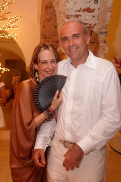 se caso con Mauricio Espinosa en 1991