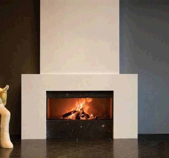 Kal-fire Heat Pure 120 #Kampen #Fireplace #Fireplaces #Interieur