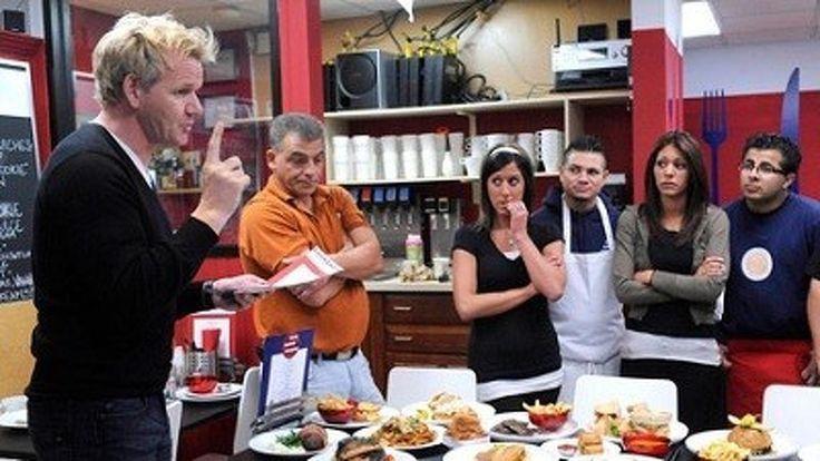 Kitchen Nightmares Classic American Closed Hawaiian Restaurant Gordon Ramsay